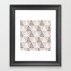 Liaison Framed Art Print