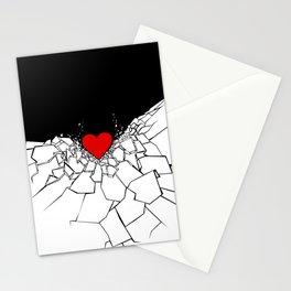 Heartbreaker Stationery Cards