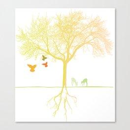 Natural Wonder Canvas Print