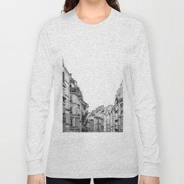 Street in Paris Long Sleeve T-shirt