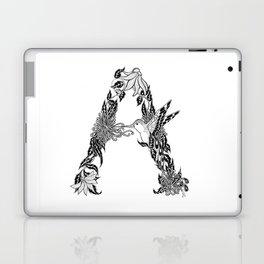 """A"" Laptop & iPad Skin"