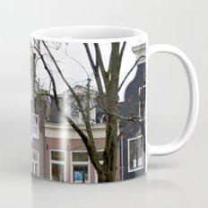 Amsterdam houses Mug