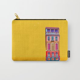 Manarola House, Cinque Terre, Italy Carry-All Pouch