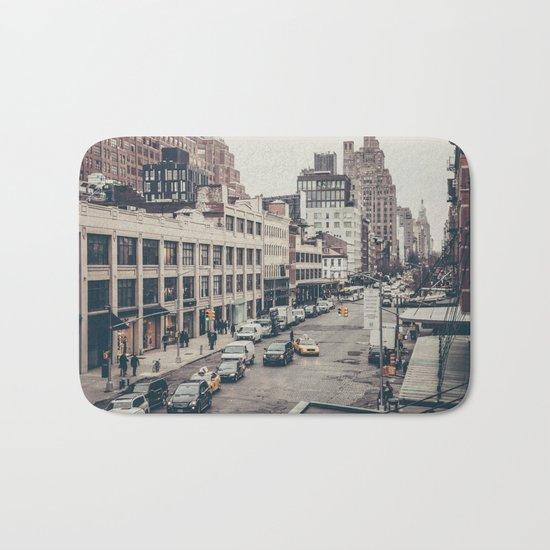 Tough Streets - NYC Bath Mat