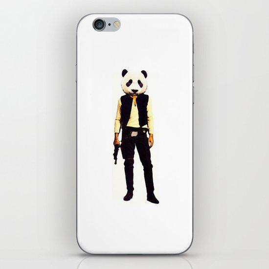 Pan Solo iPhone Skin