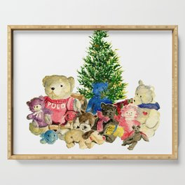Teddy Bears Serving Tray