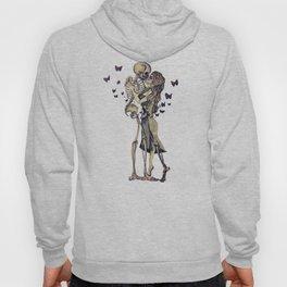 Always Kiss Goodnight Skeletons Hoody