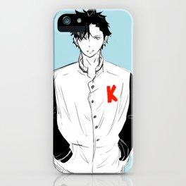Haikyuu!! - Kuroo Tetsurou 2 iPhone Case