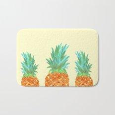 Pineapple Party Bath Mat