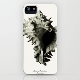 fossils nature iPhone Case