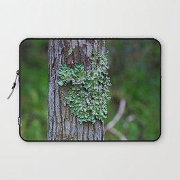 Likin' the Lichen Laptop Sleeve