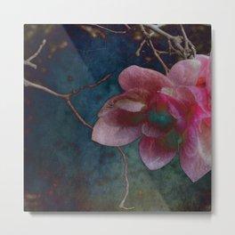 Timeless - Magnolia Blossoms Metal Print