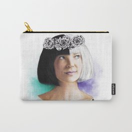 Sia - Drawing Carry-All Pouch