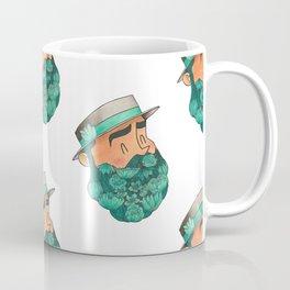 Barbaturquoise Coffee Mug
