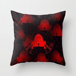 Halloween Parade Throw Pillow
