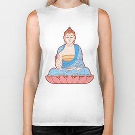 Gautama Buddha Biker Tank