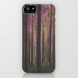 COSMIC FOREST UNIVERSE iPhone Case