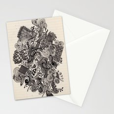 Untitled Vomit Stationery Cards