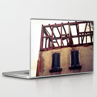 building Laptop & iPad Skins featuring Building by PerfectPixel