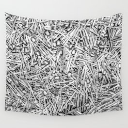 Cutlery Wall Tapestry