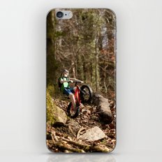 Where we're going we don't need roads iPhone & iPod Skin
