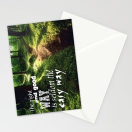 Easy Way Stationery Cards