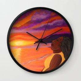 New Mercies Wall Clock