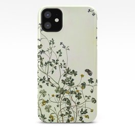 The cultivation of wild iPhone Case