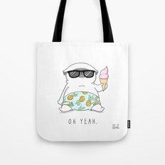 Oh Yeah Tote Bag
