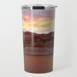 Lake Powell Evenings Travel Mug