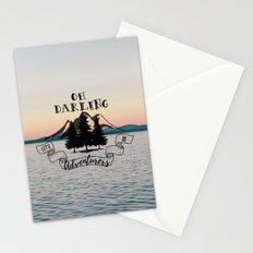 Lets Be Adventurers Stationery Cards