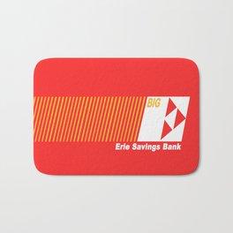 Erie Savings Bank (White) Bath Mat