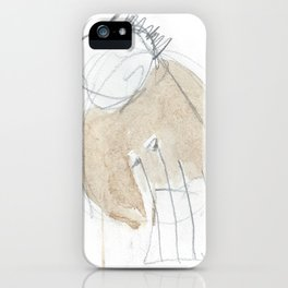 Half A Mind 4 iPhone Case