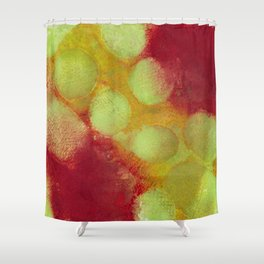 Abstract No. 320 Shower Curtain