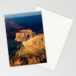 Mather Point at Sunrise. Grand Canyon. Arizona USA Stationery Cards