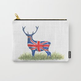 BRITISH Red Deer Carry-All Pouch