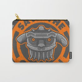 SAVE THE COLOSSUS Carry-All Pouch