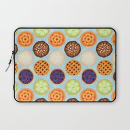 Sugar, Butter, Flour Laptop Sleeve