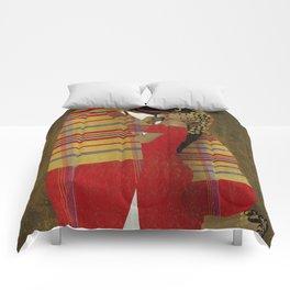 "Al Bousa ""The Kiss"" Comforters"