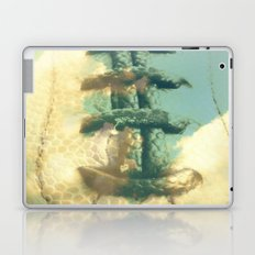 Football in the Clouds Laptop & iPad Skin