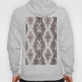 Abstract geometric pattern. Rhombus texture Hoody