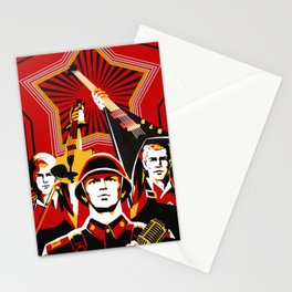 Art print: Propaganda Musik Stationery Cards