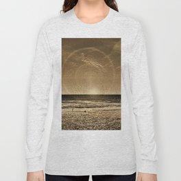 aspiciens ut Sol Temperat Long Sleeve T-shirt
