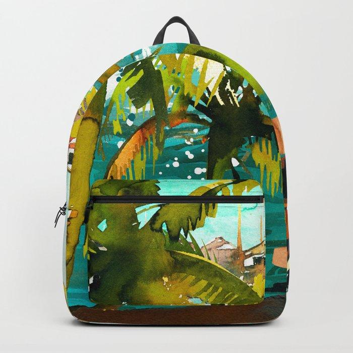 Seascape #5 Backpack