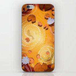 Pond! iPhone Skin