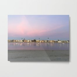 Mission Bay, San Diego Metal Print