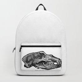 Cave Bear Skull Backpack