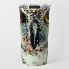 Owl II Travel Mug