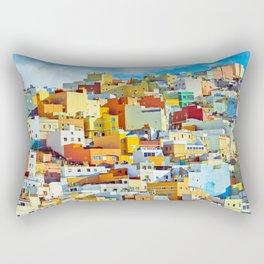 Las Palmas de Gran Canaria, Spain Rectangular Pillow