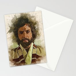 A Tribute to RICHARD CHAMBERLAIN / Shogun portrait Stationery Cards